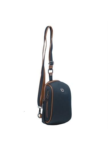 TH Bags   Kadın Bel Çantası Th-Yk9948  Petrol